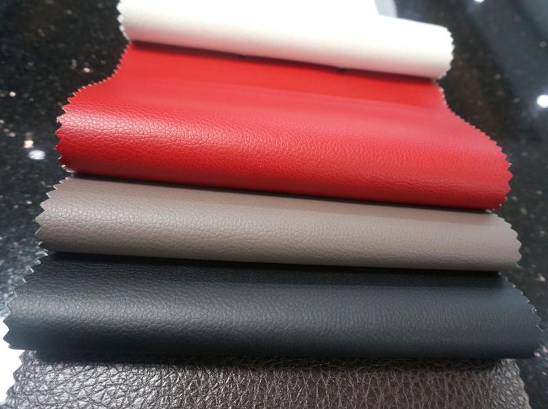 Polyurethane Fabric For Sofa Car Seat Bz Leather Company
