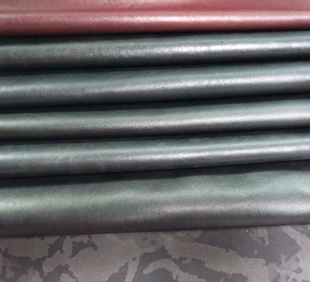 pu leather for garment