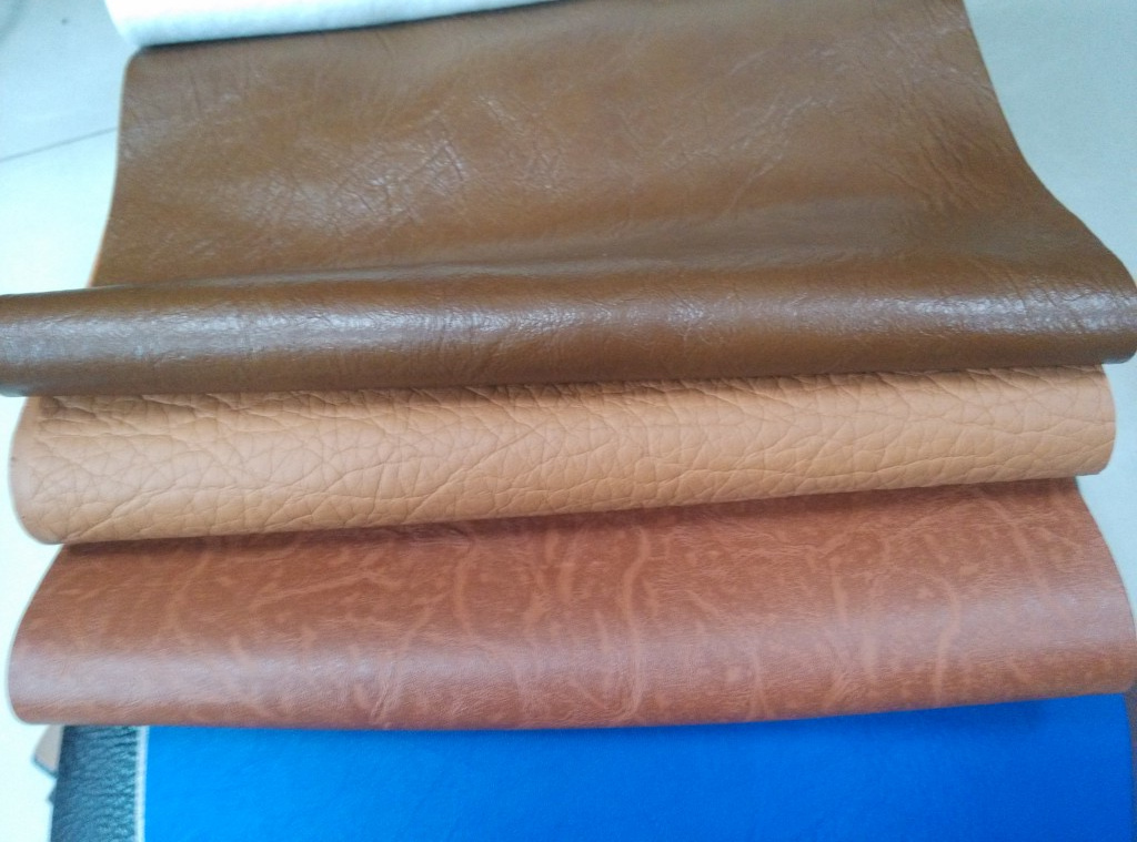 pu leather factory