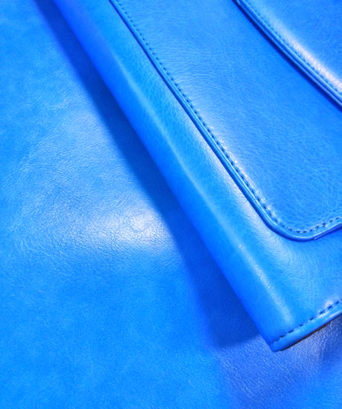 pvc leatherette fabric for packaging