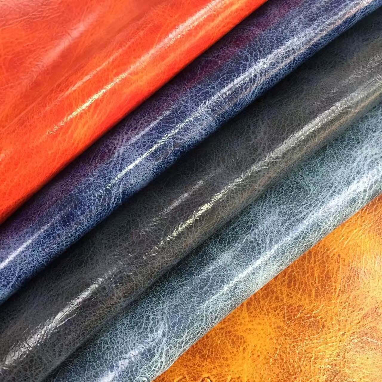 Vintage Pvc Pu Synthetic Leather For Ktv Furniture Bz