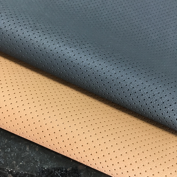 perforated vinyl fabric for car seat cover