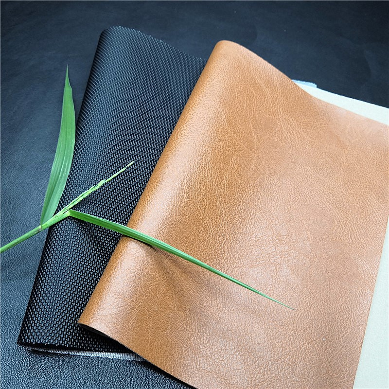 China Vinyl Fabric Suppliers Bz Leather Company