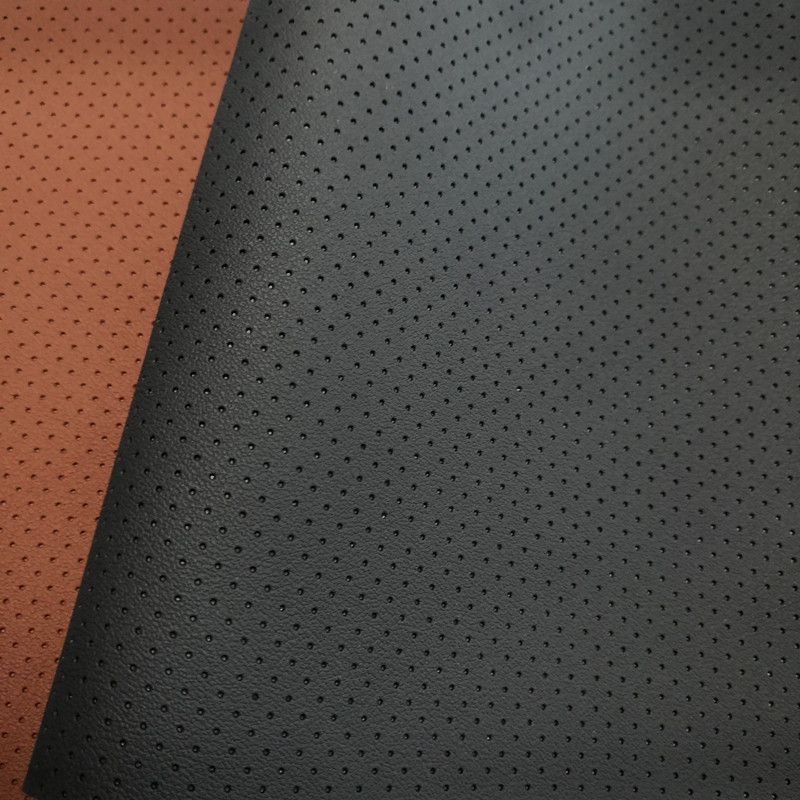 Perforated Leather Fabric Manufacturer Bz Leather Company